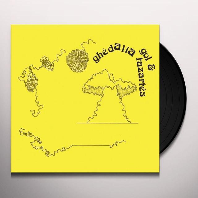 Gol & Ghedalia Tazartes ALPES Vinyl Record