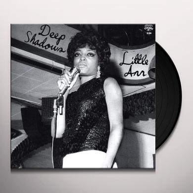 Little Ann DEEP SHADOWS  (RPKG) Vinyl Record - Reissue