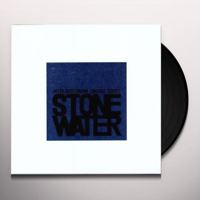 Peter Tentet Brotzmann STONE/WATER Vinyl Record