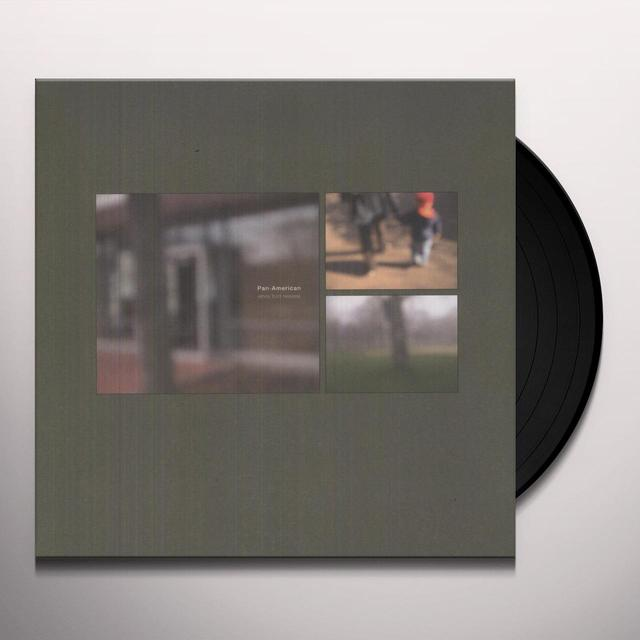 Pan American WHITE BIRD RELEASE Vinyl Record