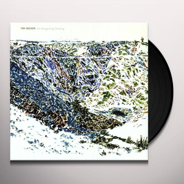 Tim Hecker IMAGINARY COUNTRY Vinyl Record