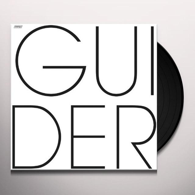Disappears GUIDER Vinyl Record