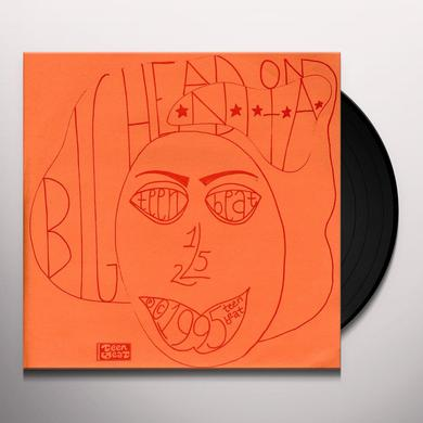 Versus BIG HEAD ON Vinyl Record