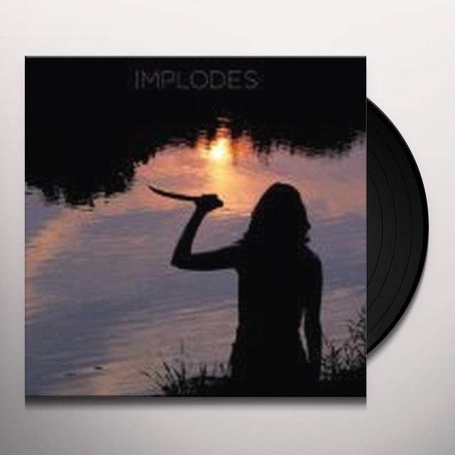 Implodes BLACK EARTH Vinyl Record