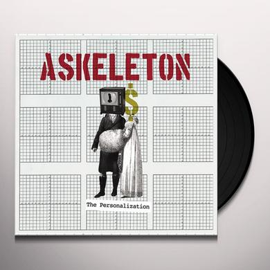 Askeleton PERSONALIZATION Vinyl Record