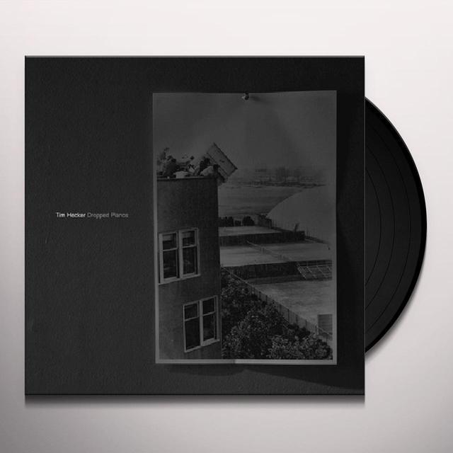Tim Hecker DROPPED PIANOS Vinyl Record