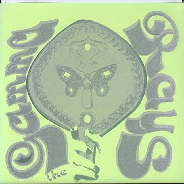 Gamma Rays LOVELY Vinyl Record