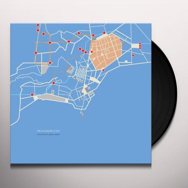 Pan American CLOUD ROOM GLASS ROOM Vinyl Record