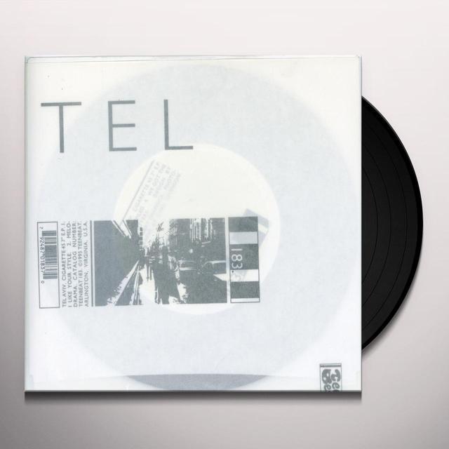 Tel Aviv CIGARETTE 45 Vinyl Record