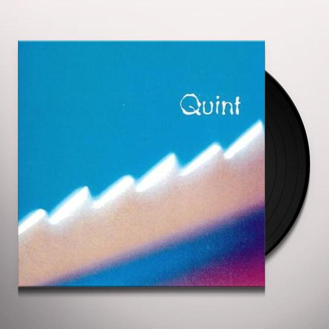 Quint BLUEPRINT TO A BLACKOUT Vinyl Record