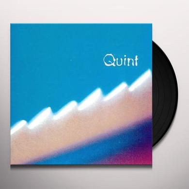 Quint BLUEPRINT TO A BLACKOUT Vinyl Record