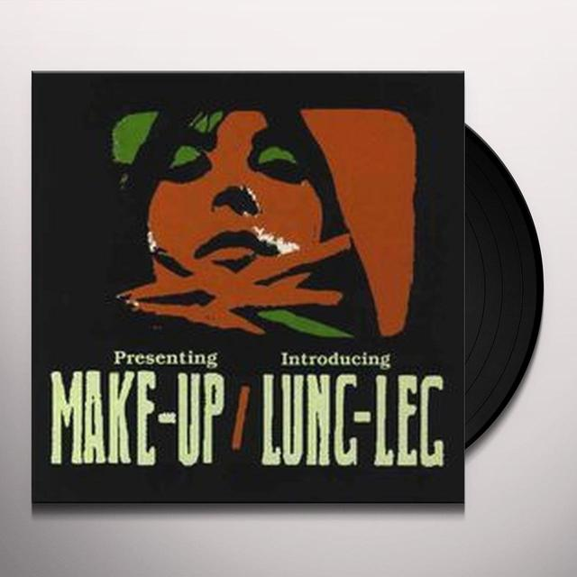 Make Up Lungleg Spli POW!TOTHEPEOPLE/KRAYOLA Vinyl Record