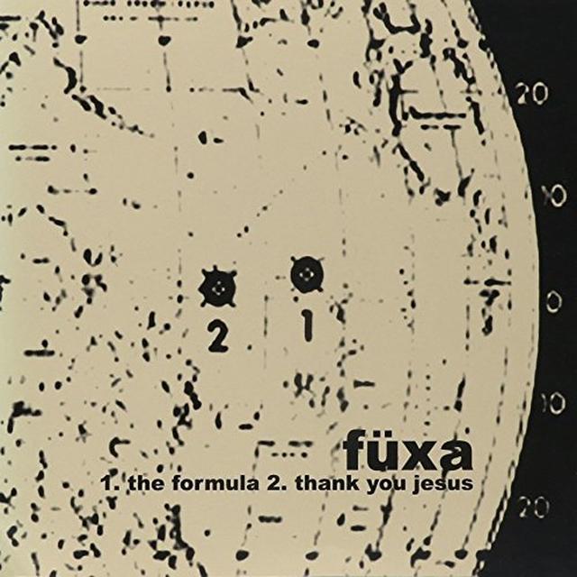 Fuxa/Landing SPLIT Vinyl Record