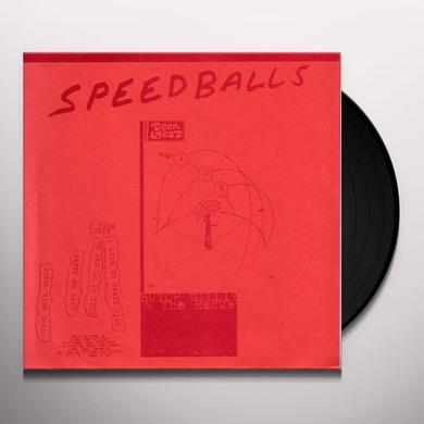Willis Butch & The Rocks SPEEDBALLS Vinyl Record