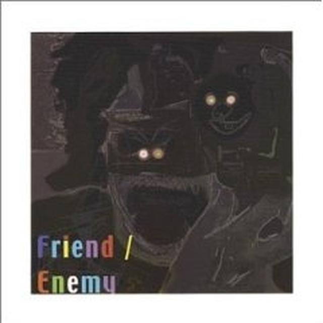 Friend/Enemy 10 SONGS Vinyl Record