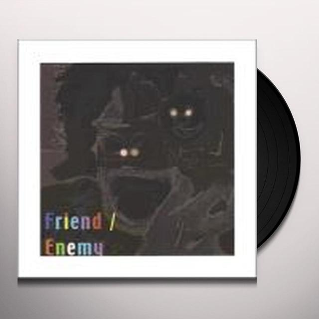 Friend/Enemy 10 SONGS Vinyl Record