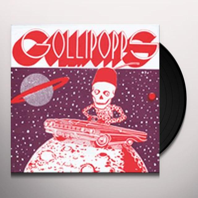 Gollipopps MOANA Vinyl Record