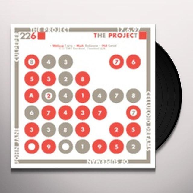 Project CELLULOIDDREAMSSUPERMAN Vinyl Record