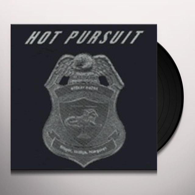 Hot Pursuit BASKETBALL Vinyl Record