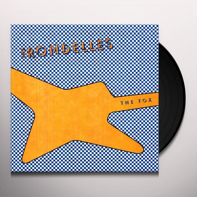 Rondelles FOX Vinyl Record