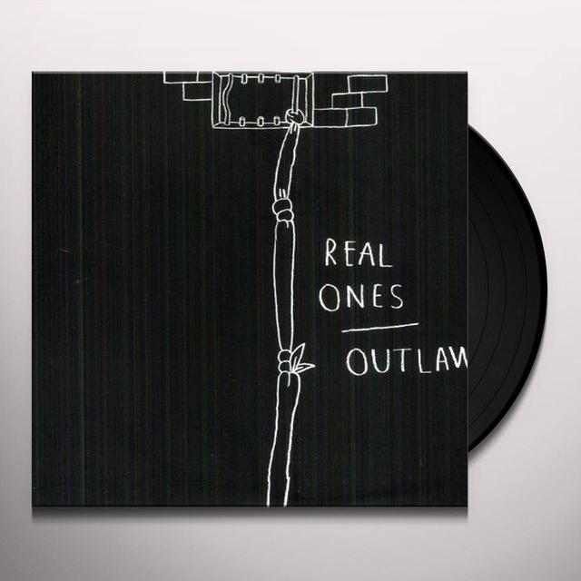 Real Ones OUTLAW Vinyl Record