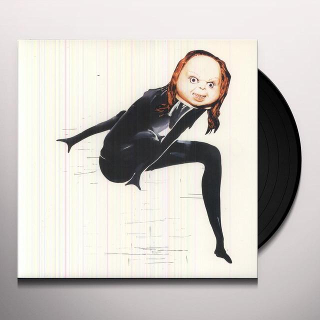 CHILD ABUSE Vinyl Record