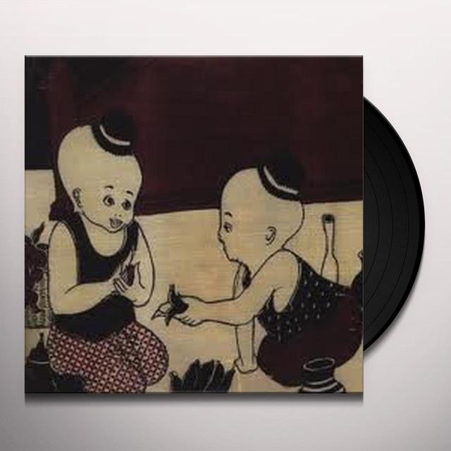 Red Mass SPLIT BRAIN EXPERIMENT Vinyl Record