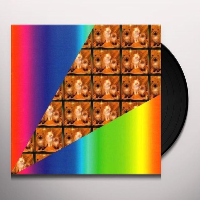 Neon Hunk SMARMYMOB Vinyl Record