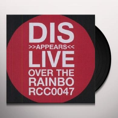 Disappears LIVE OVER THE RAINBO Vinyl Record