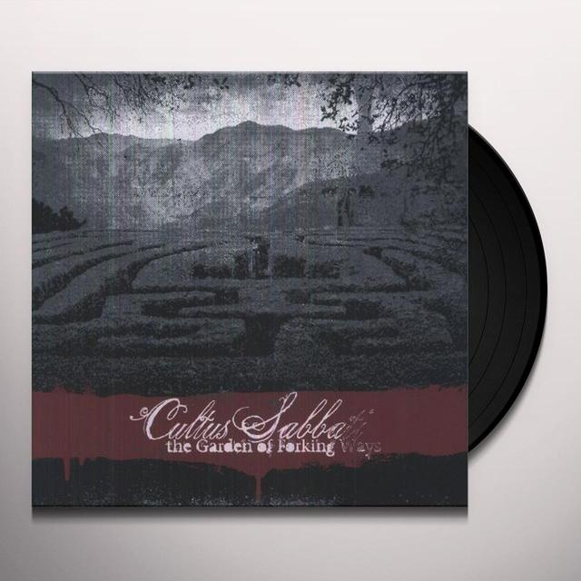 Cultus Sabbati GARDEN OF FORKING WAYS Vinyl Record