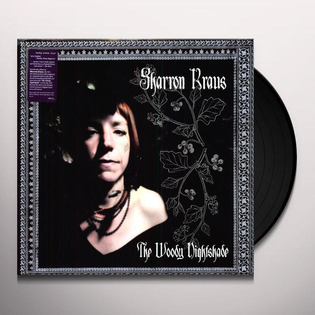 Sharron Kraus WOODY NIGHTSHADE Vinyl Record