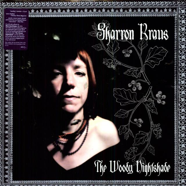 Sharron Kraus WOODY NIGHTSHADE Vinyl Record