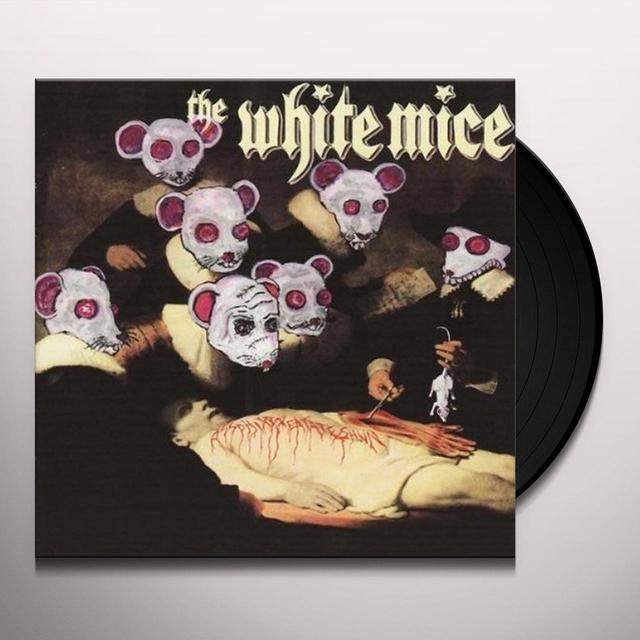 White Mice ASSPHIXXXEATATESHUN Vinyl Record