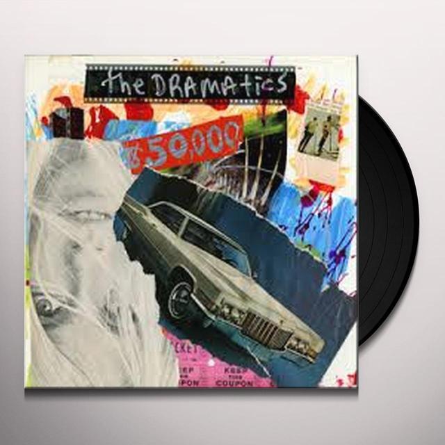 Dramatics 50000 Vinyl Record