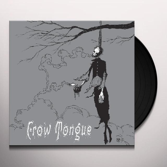 Crow Tongue/Language Of Light LIGHT-SPLIT Vinyl Record