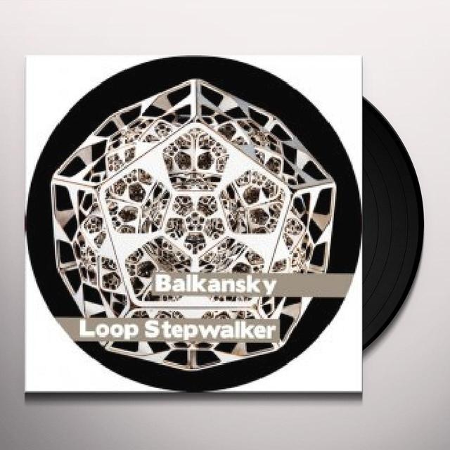 Balkansky (A.K.A. Cooh) & Loop Stepwalker FRAKTALS (Vinyl)