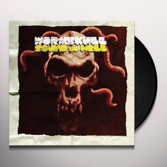 Wormskull (A.K.A Bong-Ra Deformer & Balazs Pandi) SOUND OF HELL Vinyl Record