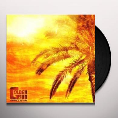 Manual & Syntaks GOLDEN SUN Vinyl Record