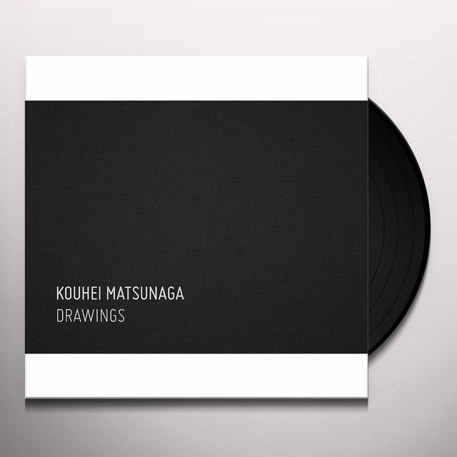 Kouhei Matsunaga DRAWINGS Vinyl Record