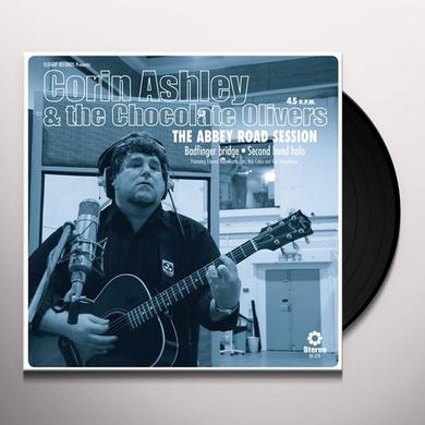 Corin Ashley ABBEY ROAD SESSION Vinyl Record