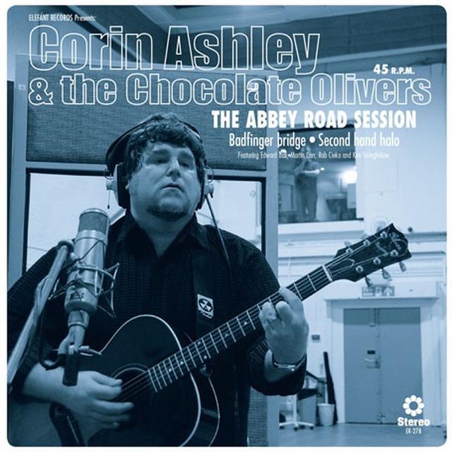 Corin Ashley ABBEY ROAD SESSION Vinyl Record