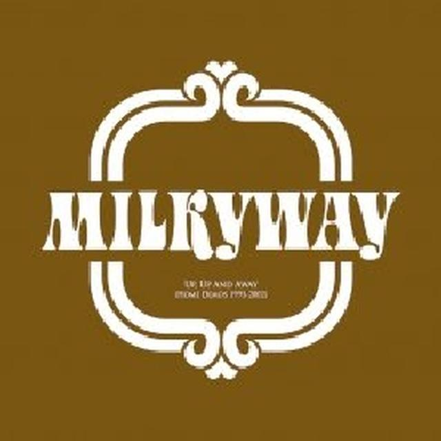 Milkyway UP UP & AWAY (HOME DEMOS 1993-02) Vinyl Record