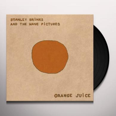 Stanley Brinks & The Wave Pictures ORANGE JUICE Vinyl Record
