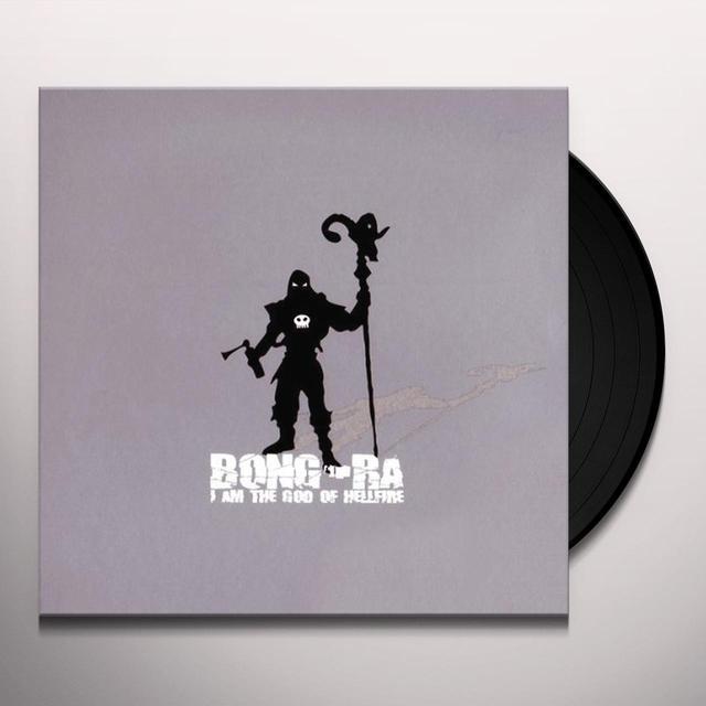 Bong-Ra I AM THE GOD OF HELLFIRE Vinyl Record
