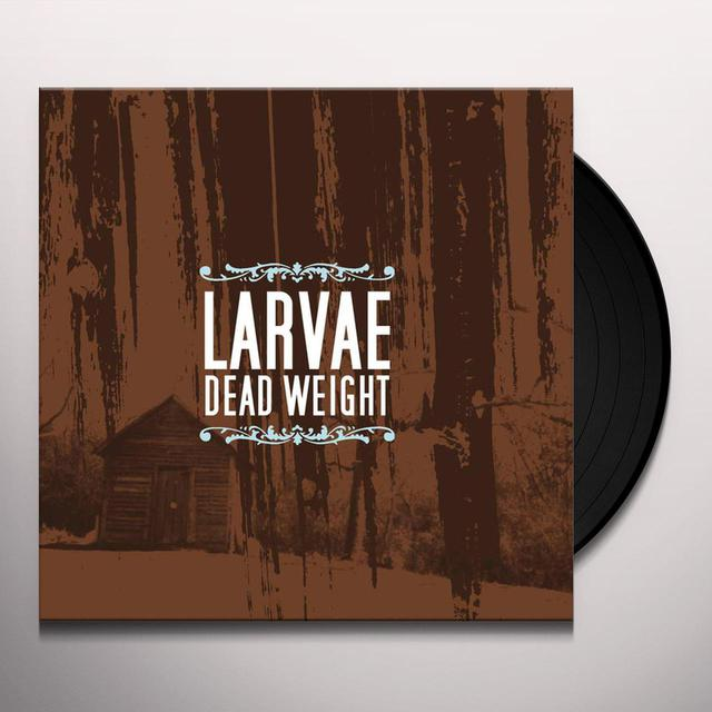 Larvae DEAD WEIGHT Vinyl Record