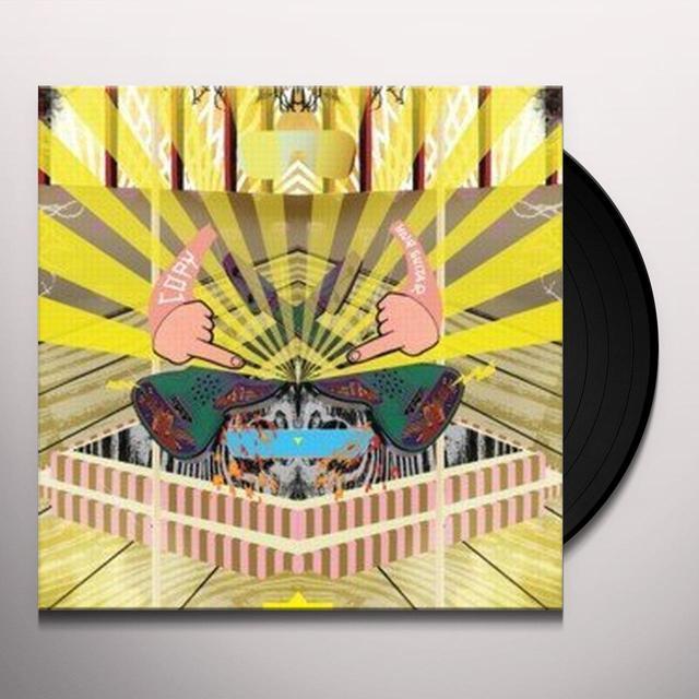 Copy HAIR GUITAR Vinyl Record