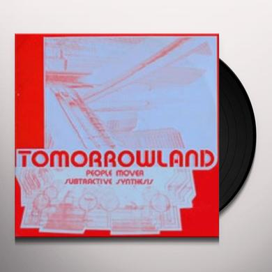 Tomorrowland PEOPLE MOVER Vinyl Record