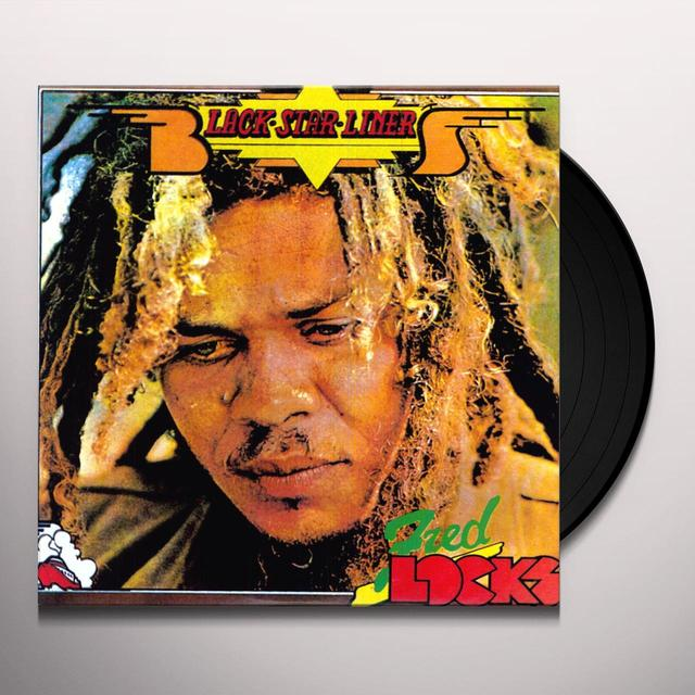 Fred Locks BLACK STAR LINER Vinyl Record