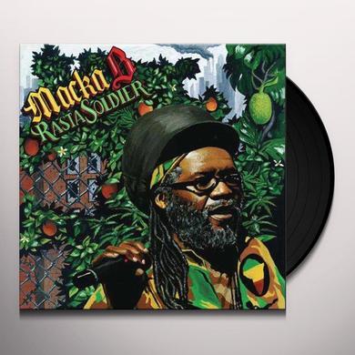 Macka B RASTA SOLDIER (Vinyl)