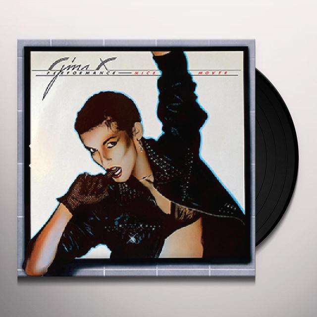 Gina X Performance NICE MOVER Vinyl Record